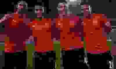 Independiente se aseguró a dos promesas