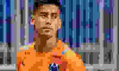 Maximiliano Meza se acordó de Independiente