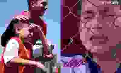 La emocionante historia detrás del llanto de Santino, el nene fanático de Independiente